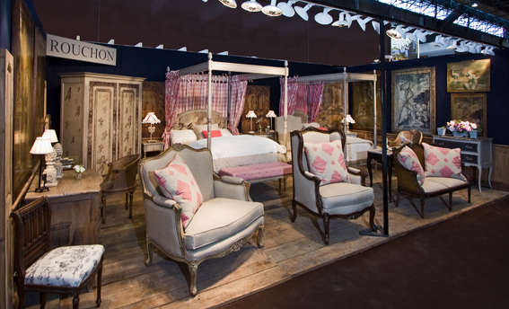 Meubles rouchon salon du meuble en 2007 et 2008 for Le salon du meuble paris